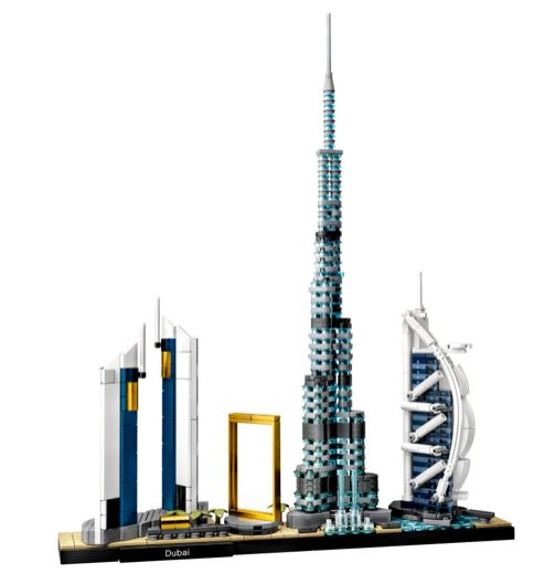 Dubai Architecture Set by LEGO