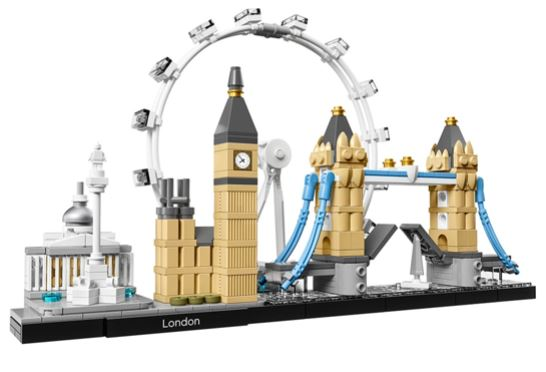 London Architecture Set by LEGO