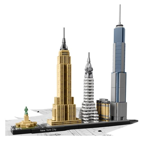 NYC Architecture Set by LEGO