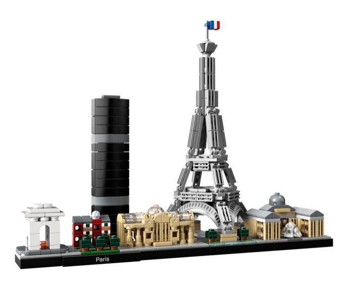 Paris Architecture Set by LEGO
