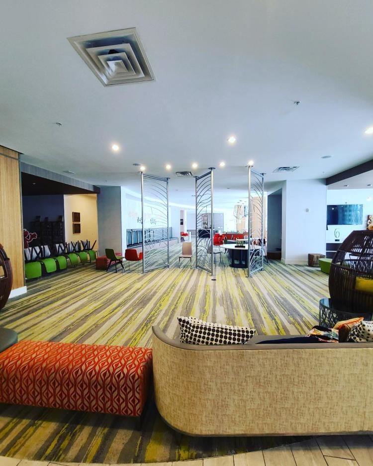 Towneplace Suites by Marriot