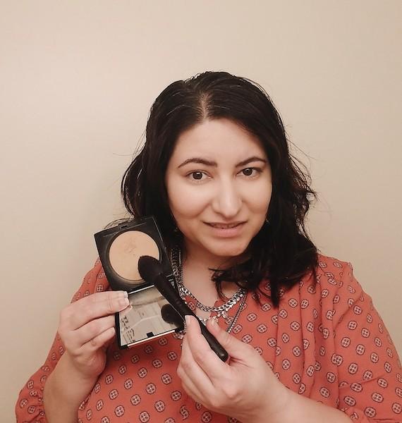 5 minute makeup look
